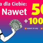 Plus Pożyczka plus prezent 100 zł