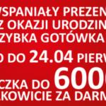 Pożyczka 6000 zł za 0 od Szybkiej