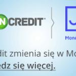 Moneza – stare pożyczki po nowemu