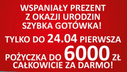 pożyczka 6000 zł