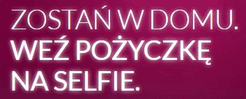 pożyczka na selfie